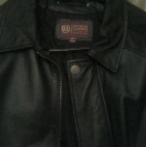 A Wilson leather jacket that is still new